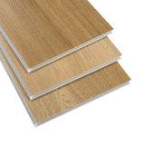 Indoor Ecofriendly Luxury Interlocking Floor Tile Plank Lock 4.2mm Click Vinyl Spc Flank Flooring