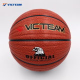PU Material Official Size 5 6 7 Training Basketball