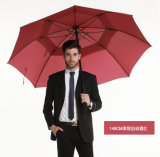 Large Size Strong & Durable Vent Proof Golf Umbrella