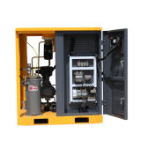 Low Noise15kw 20HP Cheap Electric Screw Air Compressor Belt Type