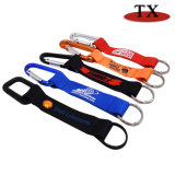 Promotion Cheap Custom Snap Carabiner Hook with Colorful Strap
