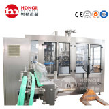 Automatic 0.2-1.5L Small Size Pet Glass Bottle Liquid Soda/Soft Drink/Juice/Spring Mineral Water Beverage Filling Capping Bottle Bottling Machine