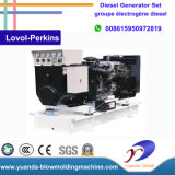 180kVA Silent Type Lovol Diesel Generator Set with Lowest Price