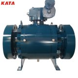 """Forged Steel Trunnion Ball Valve 10"""" 1500lb"""