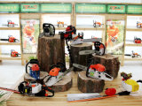 Famous High Quality Gasoline Chain Saw Hy-5850 52cc Hot Seller
