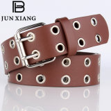 New Style Lady Metal Belt with Nickel Eyelets and Rivets for Woman