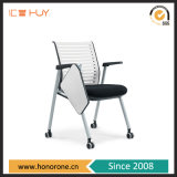 Modern Plastic School Table Training Folding Stack Office Student Chair Classroom Furniture