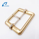 Newly Style Pin Belt Buckle with Clip Metal Buckle Accessories for Selling
