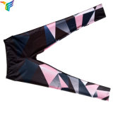 Private Label Fitness Wear Sublimation Printing Cheap Long Womens High Waist Yoga Pants Custom