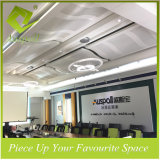 Perforated Aluminum Customized Wave Ceiling for Meeting Room