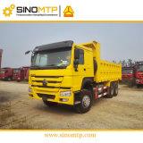 Sinotruk HOWO 6X4 Dump Truck with 30tons Loading Capacity