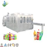 Automatic Aluminum Pop Can Beverage/Carbonated Soft Drink Filling Packing Machine