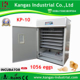 Multi-Stage Digital Automatic Chicken Egg Incubator Hatchery Machine
