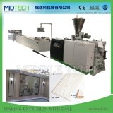 China Competitive Price Plastic PVC&UPVC&Wood Composite (WPC) Wall Panel/ Board Extrusion Production Line
