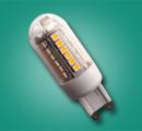 G9-4 Plastic G9 LED Lamp 3528SMD 45LEDs 2.5W
