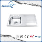 Competitive Price Stainless Steel Moduled Sink (ACS10050CL)