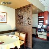 New Design Restaurant Decorative Aluminium Sheet for Indoor