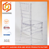 Clear Resin Stackable Chivari Chair for Wedding Event
