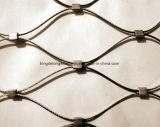 Hand-Woven Stainless Steel Cable Netting
