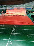 Durable Waterproof Blue/Orange PE Tarpaulin Truck Cover