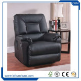 Modern Design Leather Sofa Living Room Use Wooden Base Sofa Chinese Furniture