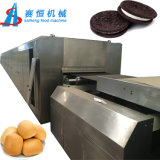 Electric / Gas Food Biscuit Cookies Bakery Tunnel Oven Line
