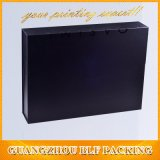 Wholesale Clamshell Paper Hard Gift Cardboard Packaging Box (BLF-GB476)