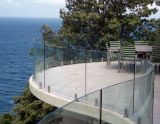 Fameless Glass Railing Accessories for Swimming Pool