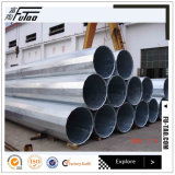 138kv Galvanized Steel Power Pole Used for Electricity
