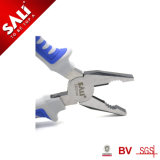 7 Inch Hand Tool Industrial Quality PVC Handle Combination Pliers