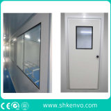 Stainless Steel Hygienic Cleanroom Metal Swing Doors for Food or Drug Factory