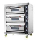 3 Deck 6trays Crown B Series Electric Oven