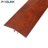 Wooden Grains Laminate Flooring Aluminum Transitions Profiles