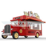 New Arrival Durable Electric Free Style Food Truck for Street Food Service