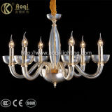 European Simple Champagne Pendant Light