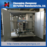 Enclosed Vacuum Turbine Oil Purification Machine, Portable Oil Recycling Plant