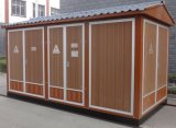 Zbw Prefabricated Transformer European Type Electrical Substations