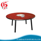 2017 Cheap Wooden Folding Dining Table with Chair