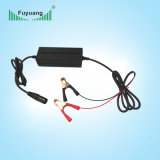 Input DC12V Output 42V 2A Battery Charger for Car Factory