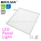 36W 600X600 Mitsubishi PMMA LGP LED Panel Light with 90lm/W Ra>80