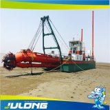 Julong CSD Dredging Ship for Sand Dredging Project