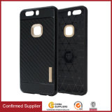 Anti-Scratch Fancy Mobile Carbon Fiber Phone Case Covers for Huawei P10
