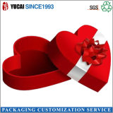 Red Love-Shaped Paper Gift Box