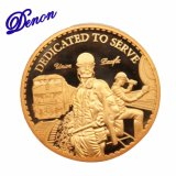 Wholesale Custom Building America Memorable Shinny Coin