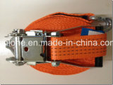 High Quality Polyester Ratchet Tie Down Strap