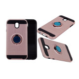 Standing Card Holder Hybrid Mobile Accessories Phone Case-Rose Gold