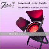 100W LED Professional Stage Lighting RGBWA 5in1 Spotlighting with Barndoor