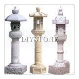 Garden Sculpture Stone Lantern Granite Sculpture