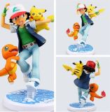 Eco-Friendly Customized Pokemon PVC Mini Action Figure Doll Kids Toys