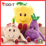 High Quality Custom Cute Stuffed Fruit Vegetables Plush Toy with Good Price